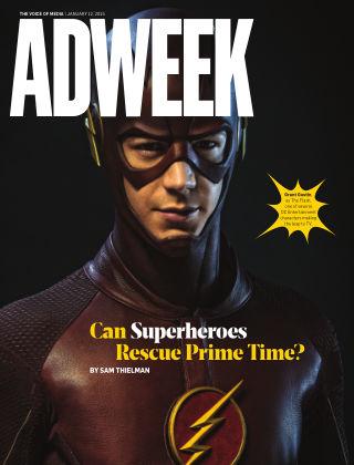 Adweek January 12, 2015