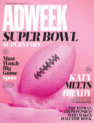 Adweek January 26, 2015