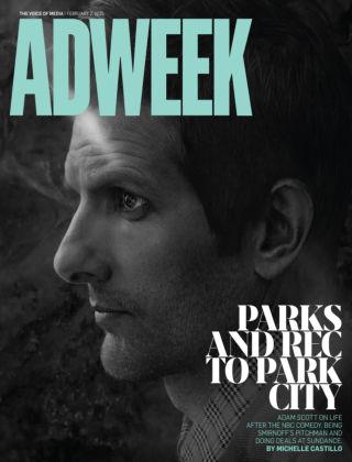 Adweek February 2, 2015
