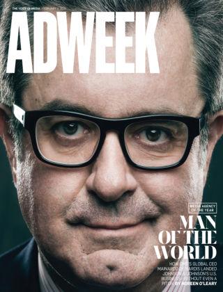 Adweek February 9, 2015