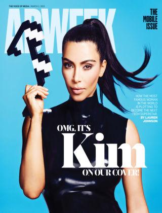 Adweek March 2, 2015