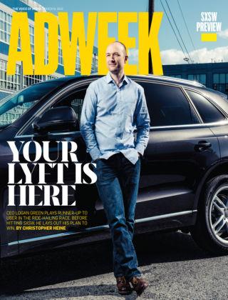 Adweek March 9, 2015