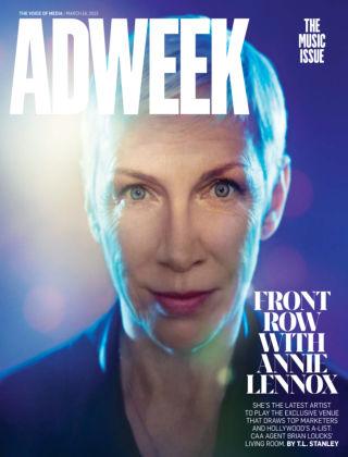 Adweek March 16, 2015