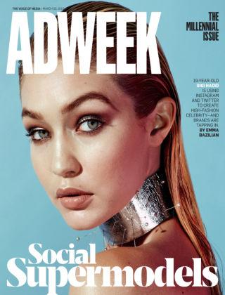 Adweek March 30, 2015