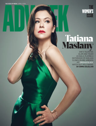 Adweek April 6, 2015