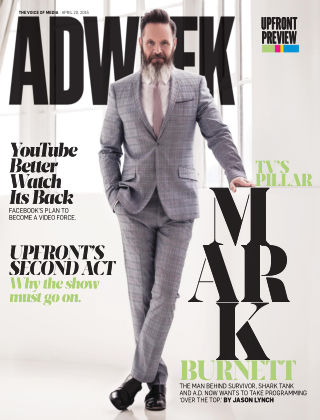 Adweek April 20, 2015