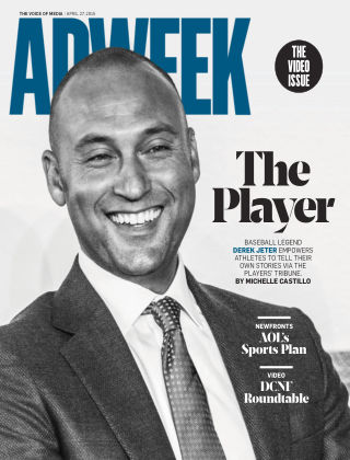Adweek April 27, 2015