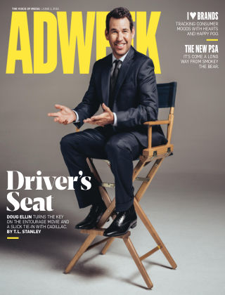 Adweek June 1, 2015
