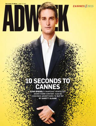 Adweek June 15, 2015