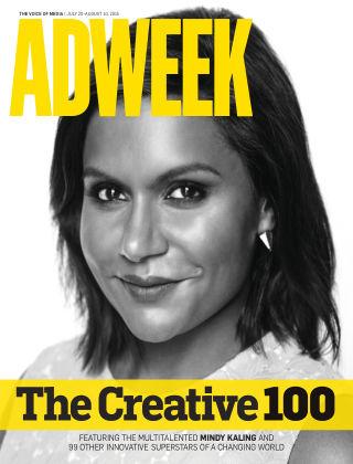 Adweek July 20, 2015