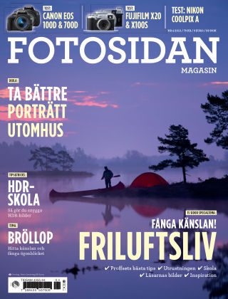 Fotosidan Magasin 2013-07-25