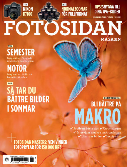 Fotosidan Magasin May 16, 2013 00:00