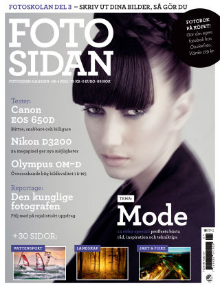 Fotosidan Magasin 2012-08-06