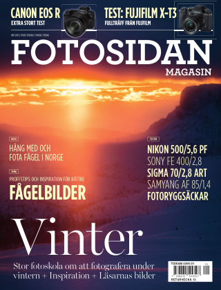 Fotosidan Magasin 2019-01-22
