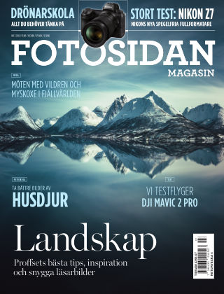 Fotosidan Magasin 2018-10-29