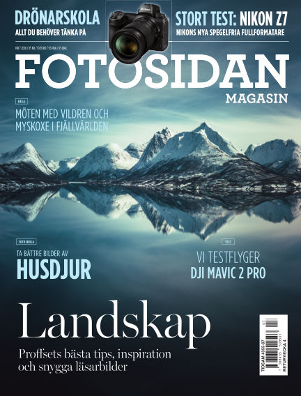 Fotosidan Magasin October 29, 2018 06:00