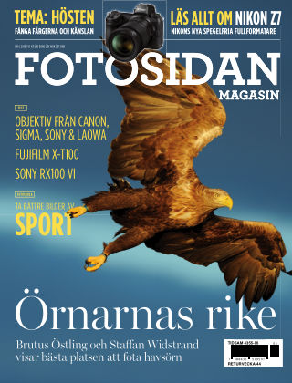Fotosidan Magasin 2018-09-24