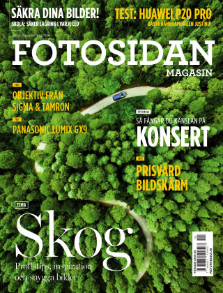 Fotosidan Magasin 2018-07-23