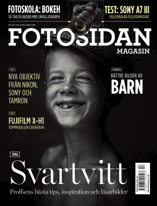 Fotosidan Magasin 2018-06-05