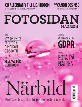 Fotosidan Magasin 2018-03-28