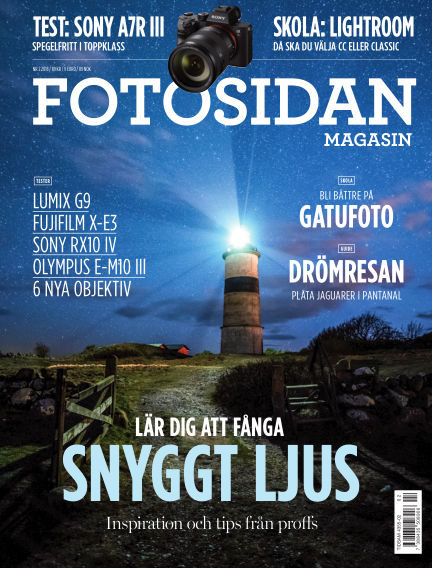 Fotosidan Magasin February 20, 2018 00:00