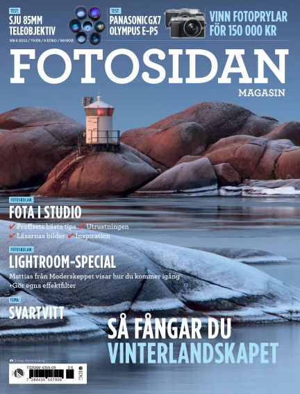 Fotosidan Magasin November 14, 2013 00:00