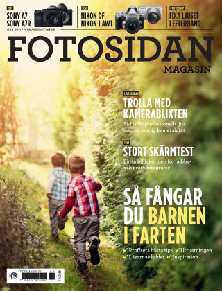 Fotosidan Magasin 2014-03-11