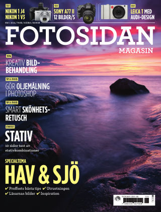 Fotosidan Magasin 2014-08-04