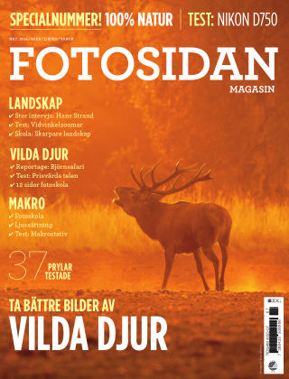 Fotosidan Magasin 2014-11-20