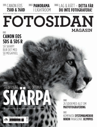 Fotosidan Magasin 2015-07-31