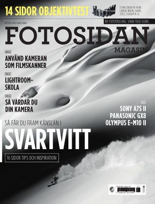 Fotosidan Magasin 2016-01-19