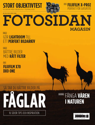 Fotosidan Magasin 2016-03-15