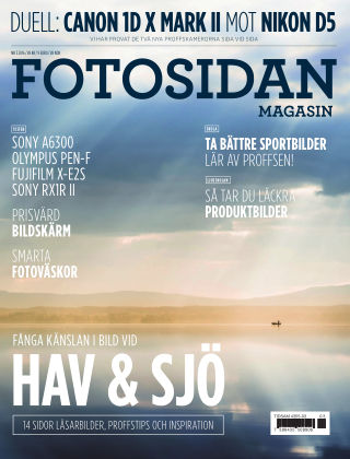 Fotosidan Magasin 2016-04-28