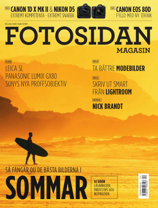 Fotosidan Magasin 2016-06-09