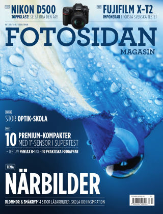 Fotosidan Magasin 2016-08-01