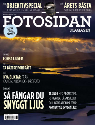 Fotosidan Magasin 2016-10-04