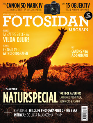 Fotosidan Magasin 2016-11-15