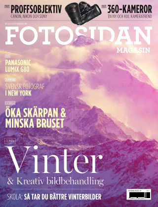 Fotosidan Magasin 2016-12-22