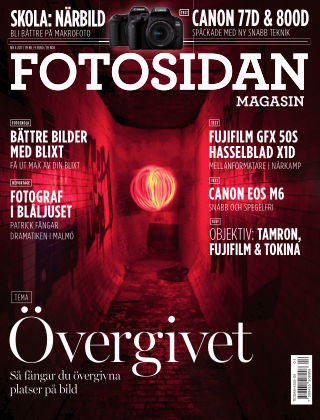 Fotosidan Magasin 2017-05-29