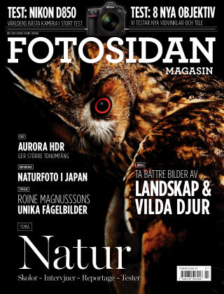 Fotosidan Magasin 2017-11-09