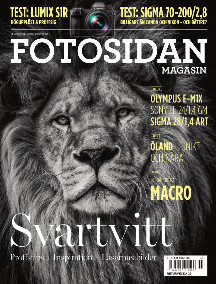 Fotosidan Magasin May 21, 2019 00:00