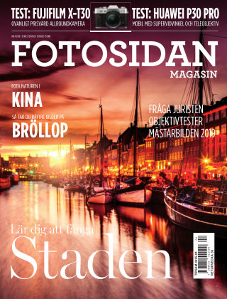 Fotosidan Magasin 2019-07-16