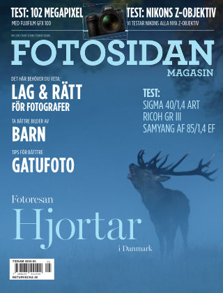 Fotosidan Magasin 2019-09-24