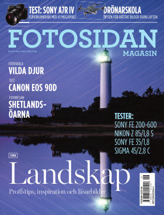 Fotosidan Magasin 2019-11-26