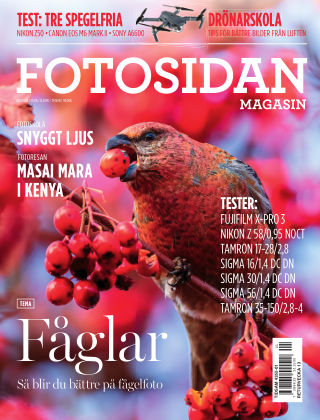 Fotosidan Magasin 2020-01-22