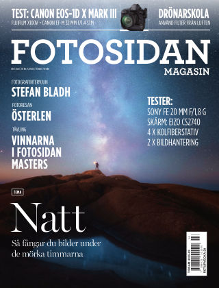 Fotosidan Magasin 2020-05-19