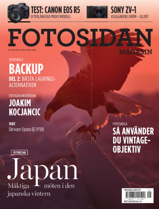Fotosidan Magasin 2020-09-22