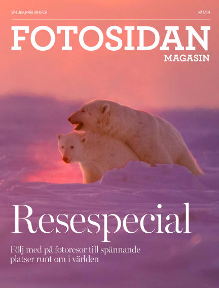 Fotosidan Magasin Special May 21, 2019 00:00