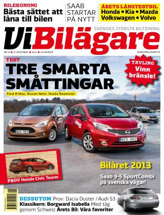 Vi Bilägare 2013-12-17