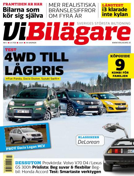 Vi Bilägare February 20, 2014 00:00